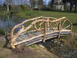 Enkidoo -  - Garten Brücke