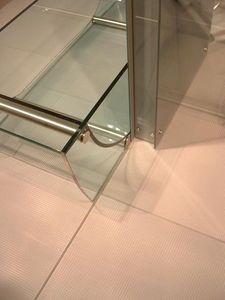 Prizma - glass floor an wall elements - Glasziegel
