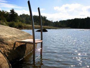 Calanc -  - Schwimmbadleiter