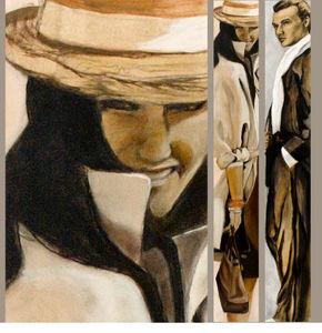 MARTINE SERGNI DECORS -  - Zeitgenössische Gemälde