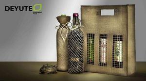 DEYUTE - sacs jute divers - Flaschenträger
