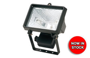 Eterna Lighting - eth120l - halogen floodlight - Gartenscheinwerfer