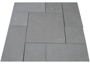 Ced - heather blue slate paving - Bodenfliese