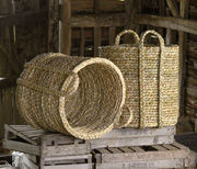 Rush Matters - extra large log basket - Korb
