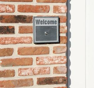 Signum Concept - welcome 2 - Hausnummerschild