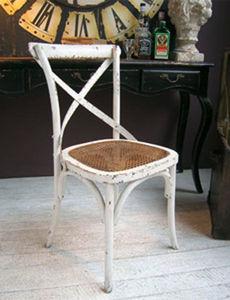 BLEU PROVENCE - vintage blanc - Stuhl