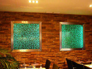 ALD CONCEPTS - 1000 mural - Luftblasenwand