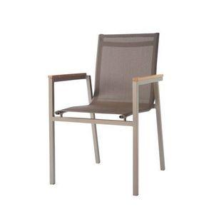 Maisons du monde - fauteuil gris antalya - Gartensessel