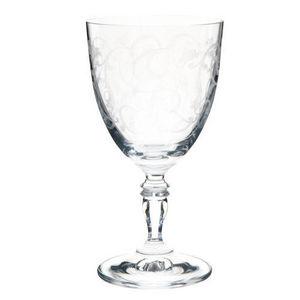 MAISONS DU MONDE - verre à vin versailles - Stielglas