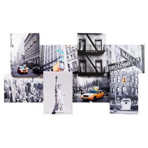 Maisons du monde - toile micmac new york city - Dekobilder