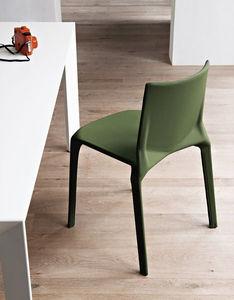 Kristalia - plana upholstered - Stuhl