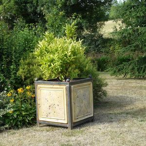 TERRES D'ALBINE - bac à plantes - Orangerie Pflanzkübel