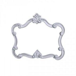 Demeure et Jardin - cadre gris - Rahmen
