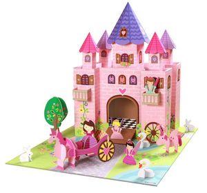 EXKLUSIVES FUR KIDS - jeu château de princesse trinny - Burg