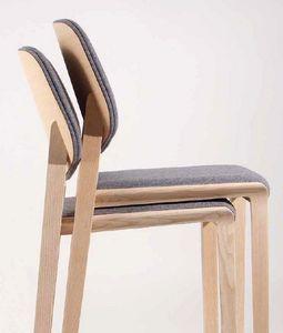 Cizeta -  - Stapelbare Stühle