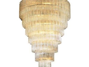 ALAN MIZRAHI LIGHTING - am3800-44 - Kronleuchter Murano