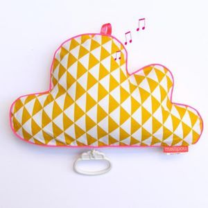 mellipou -  - Musikalisches Kissen