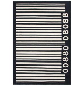 Alterego-Design - moka - Moderner Teppich