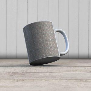 la Magie dans l'Image - mug anis vert-de-gris beige - Mug