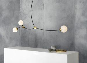 CTO Lighting - ivy horizontal-3 - Deckenleuchte
