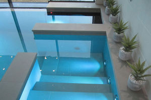 GUNCAST SWIMMING POOLS -  - Innenswimmingpool