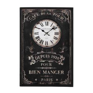 MAISONS DU MONDE - horloge à poser 1419928 - Pendelwanduhr