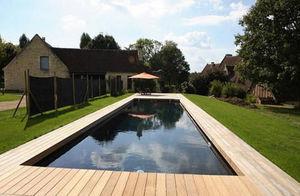 CARON PISCINES - bassin de nage - Schwimmbecken