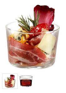 Meilleur Du Chef - lot de 12 - Fingerfood Glass
