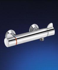 DELABIE - securitherm securitouch douche - Thermostat Dusche Mischbatterie