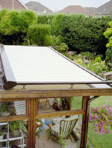 Worth & Company Blinds - outside conservatory roof blinds - Markise