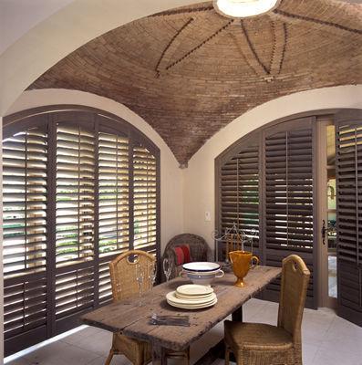 JASNO - Klapp-Lamellenfensterläden-JASNO-Porte Persienne cintre