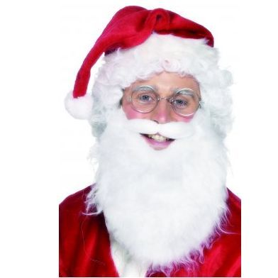 DEGUISETOI.FR - Weihnachtsmannbart-DEGUISETOI.FR