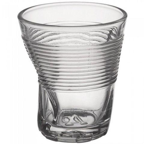 La Chaise Longue - Glas-La Chaise Longue-Verre froissé transparent (X4)