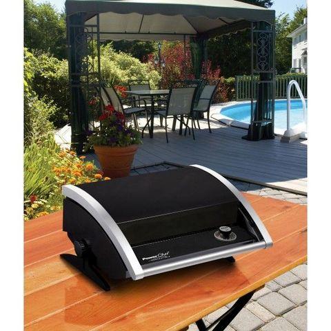 Favex - Elektro-Grill-Favex-Barbecue électrique Powerchef DIMPLEX