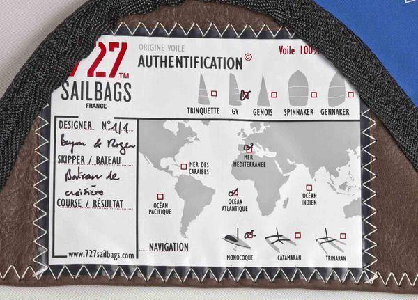 727 SAILBAGS - Gartensessel-727 SAILBAGS-Fauteuil AA Butterfly n°2