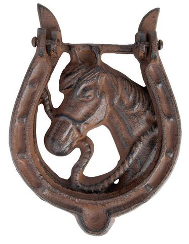 BEST FOR BOOTS - Türklopfer-BEST FOR BOOTS-Heurtoir de porte fer à cheval