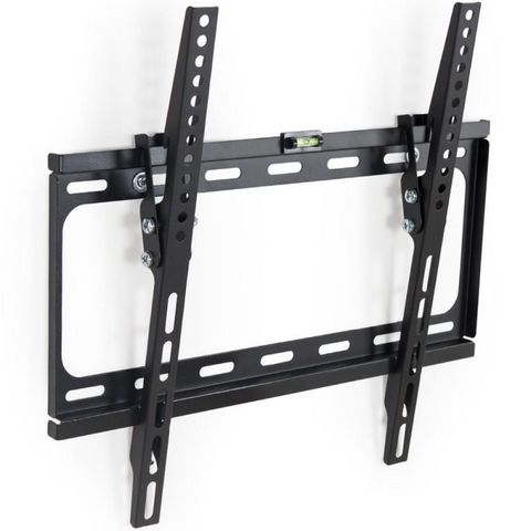 WHITE LABEL - TV-Halter-WHITE LABEL-Support mural TV inclinable max 55