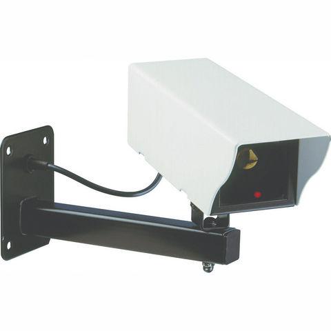 ELRO - Sicherheits Kamera-ELRO-Vidéosurveillance - Caméra factice en métal CS11D-
