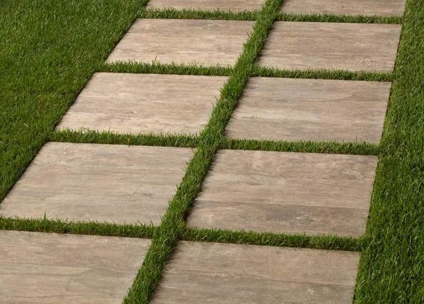 Novoceram - Bodenplatten Außenbereich-Novoceram--Grès Cérame
