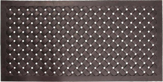 BEST FOR BOOTS - Fussmatte-BEST FOR BOOTS-Paillasson en caoutchouc tressé 60x120 cm