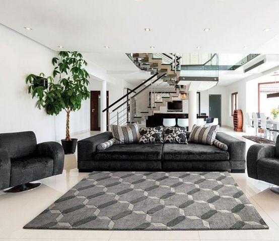 ITALY DREAM DESIGN - Moderner Teppich-ITALY DREAM DESIGN-Penelope Grey