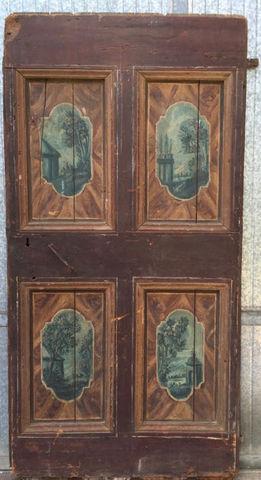 ANTICHITA MOGLIA - Antike Tür-ANTICHITA MOGLIA