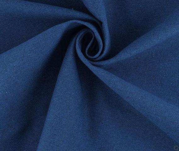 MONDIAL Tissus - Bezugsstoff-MONDIAL Tissus-demi natté bleu