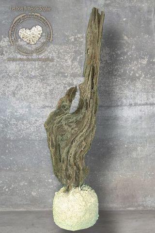 LES BOIS FLOTTÉS DE SOPHIE - Pflanzenskulptur-LES BOIS FLOTTÉS DE SOPHIE