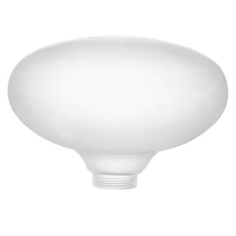 NEXEL EDITION - Glasglocke-NEXEL EDITION-Globe opale blanc