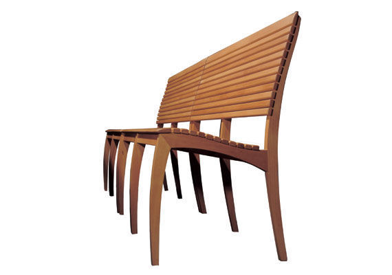 SIXAY furniture - Gartenbank-SIXAY furniture-Grasshopper bench