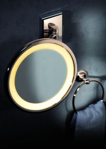 Miroir Brot - Beleuchteter Spiegel-Miroir Brot-Reflet C19