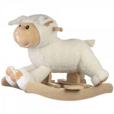 La Chaise Longue - Schaukelpferd-La Chaise Longue-Mouton à bascule animé