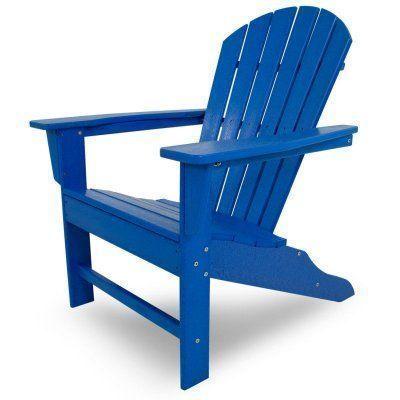Casa Bruno - Adirondack-Casa Bruno-South Beach Adirondack azul