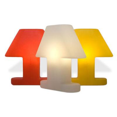 STUDIO EERO AARNIO - Tischlampen-STUDIO EERO AARNIO-Flat Light lamp